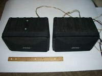 Bose Roomate Amplified Stereo Speakers