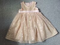 Monsoon party dress - 18-24 months