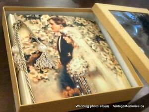 Brand new Swarovski vintage style photo albums 30% Off