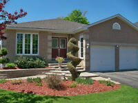 Barrie - Open House last Sat and Sun in May, 2015, 12-4 pm