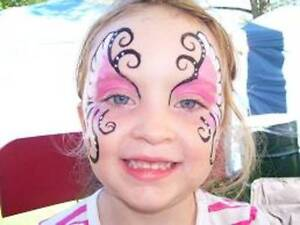 MONSTER HIGH Face Painting by FFABA, Mr. BAZINGA'S Balloons Kawartha Lakes Peterborough Area image 6