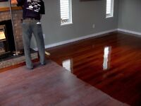 Hiring! Need floor refinishing tomorrow in Mississauga