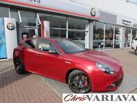 2016 Alfa Romeo Giulietta TBI VELOCE TCT BIG SPEC Petrol red Semi Auto