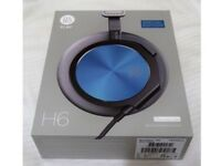 B&O H6 wired headphones new