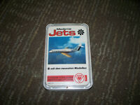 Modern Jets Cards.  Boeing 747, DC-10, L-1011 etc (in German)