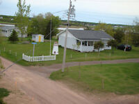 2 bedroom cottage minutes to Parlee Beach & Shediac