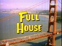 Full House Complete Series All 8 Seasons !! All 192 Episodes !!