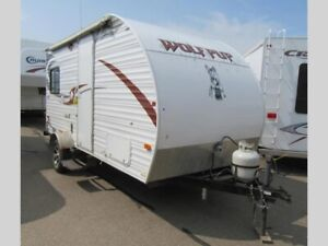 2011 Forest River RV Wolf Pup 17 B