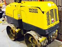 ***NEW FORKLIFT!!! NEW TRENCH ROLLER!! & 500MCM CABLE***