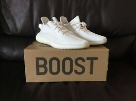 Adidas Yeezy Boost 350 V2 Cream White - UK 10