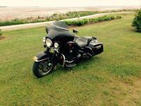Winter sale!! 2002 FLHT electraglide Harley