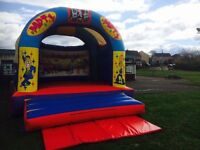 Adult Inflatable Bouncy Castle For Sale