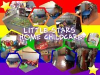Established Privet home daycare with flexible hours