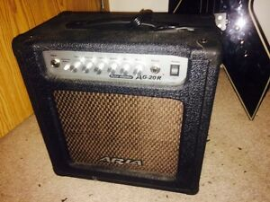 BC Rich bass guitar and amp Strathcona County Edmonton Area image 3