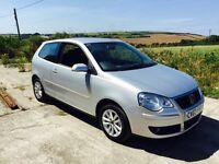 VOLKSWAGEN POLO S 80 3DR 1.4 SILVER 2007