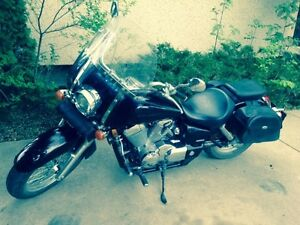 08 Honda Shadow Aero 750