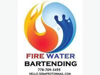 West Vancouver - FireWater Bartending Services 778-709-3455