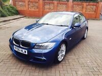 BMW 3 SERIES - M SPORT - DESIEL - FULL LEATHER - TOP SPEC 1 MODEL