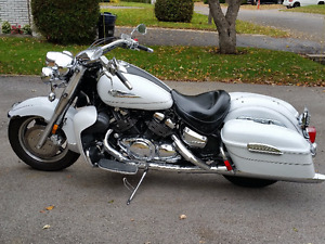 Yamaha Royal Star XVZ 1300 Tour de Luxe 2006