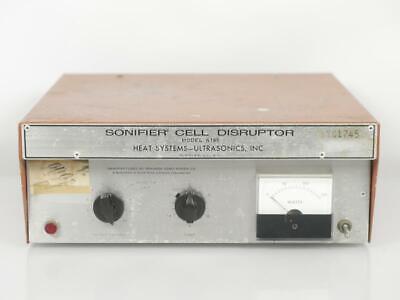Branson Sonic Power Sonifier Cell Disruptor Model W-185