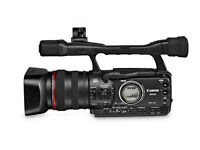 Canon High-Definition Camcorder with 20x Optical Zoom