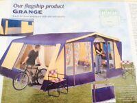 Sunncamp Grange Frame Tent