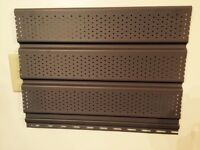 Perforated Soffit *new in box*