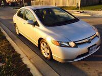 2007 Honda Civic SE