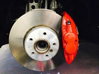 Professional Brake Caliper/Rotor Painting! Only $100!