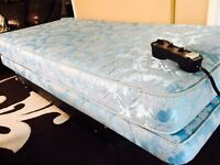 Adjustable bed with remote amazing deal