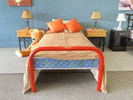 DELIVERY TODAY Single bed with mattress GOOD CONDITION Perth Region Preview