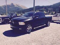 2010 Dodge Power Ram 1500 SPORT CREW CAB 4X4 Pickup Truck