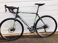 Road bike - Cannondale Synapse Ultegra Disc - 56 cm