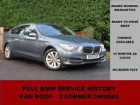 2010 BMW 5 GRAN TURISMO 530d SE GRAN TURISMO, DIESEL, AUTOMATIC, BLUE,