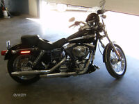 2003 Harley Low Rider for sale or trade for side by side.