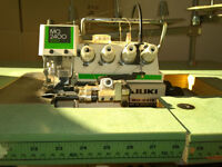 Industrial Sewing Machine - Juki Overlock Machine