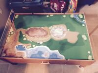 Imaginarium train table (table only)