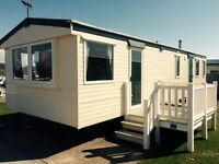 Cheap caravan for sale in Trecco bay, Porthcawl, South Wales.