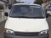 51 reg Toyota Hiace 1 owner from new mot and tax