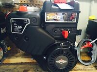 Repower your Snowblower! Brand new engine with 2 year warranty!