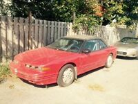 Oldsmobile cutlass 1992