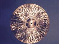 Crash 18 po. pAiSTe 2002 MINT CONDITION (drum / batterie) 225$