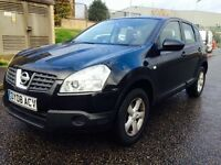 2008 Nissan Qashqai 1.5 DCI Diesel VISIA 1 Owner Excellent conditon Swap P.x Welcome