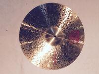 Crash 17 po. pAiSTe 2002 MINT CONDITION (drum / batterie) 235$