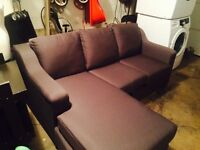 Sofa Bed from lounsbury for sale
