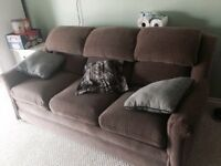 Couch & Love Seat (excellent condition)