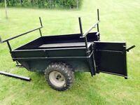 Remorque pour 4 roues (VTT), trailer for ATV  (1400 $)
