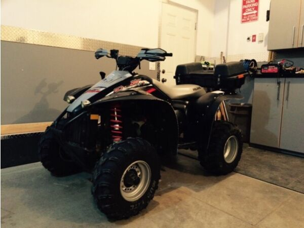 Used 2007 Polaris scrambler 500 HO