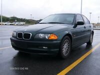 Bmw 323I,sedan,automatic ,parts out