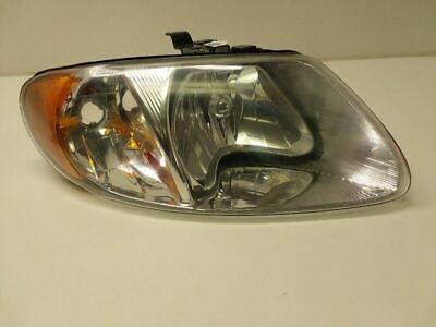 Aftermarket Eagle Eyes 01-07 Caravan Passenger Right RH Headlight Lamp